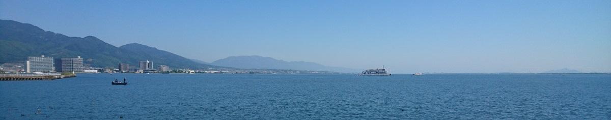 滋賀県と言えば一番には琵琶湖・・ほかに立候補者は? 全会一致の模様